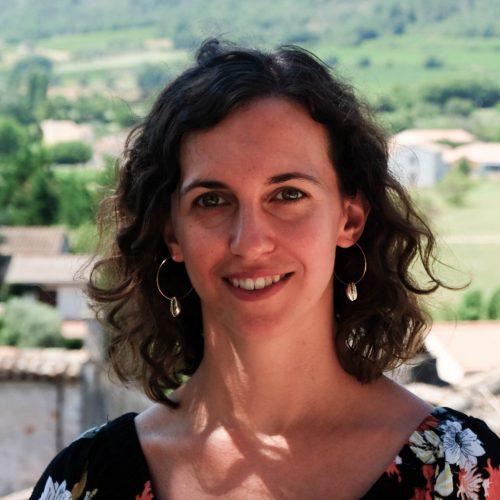 Portrait Julia Di Pol